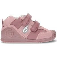 Scarpe Unisex bambino Sneakers basse Biomecanics SCARPE SPORTIVE NEONATA  MARLON MALVA