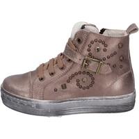 Scarpe Bambina Sneakers basse Eb BK247 Marrone