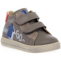 Scarpe Bambina Sneakers basse Naturino FALCOTTO 1B76 HOGWA AZZURRO Blu