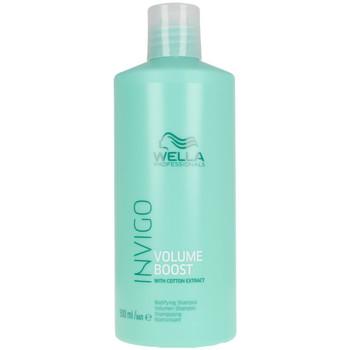 Bellezza Donna Shampoo Wella Invigo Volume Boost Shampoo  500 ml