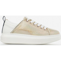 Scarpe Donna Sneakers basse Alexander Smith WEMBLEY oro
