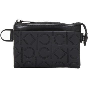 Borse Portafogli Calvin Klein Accessories k50k505982 Con Zip Unisex Nero Nero
