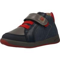 Scarpe Bambino Sneakers alte Garvalin 201332 Blu