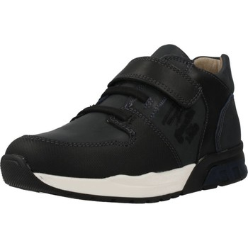 Scarpe Bambino Sneakers alte Garvalin 201420 Blu