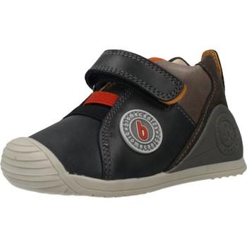 Scarpe Bambino Sneakers alte Biomecanics 201123 Blu