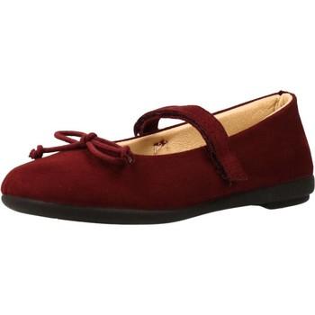 Scarpe Bambina Derby & Richelieu Vulladi PARISINA Rosso