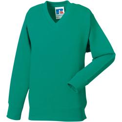 Abbigliamento Unisex bambino Felpe Jerzees Schoolgear 272B Smeraldo