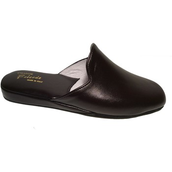 Scarpe Uomo Pantofole Falcade 7118 NERO