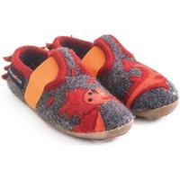 Scarpe Unisex bambino Scarpette neonato Haflinger 48311304 Grigio