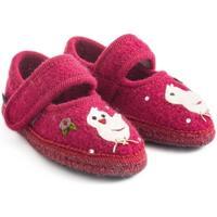 Scarpe Bambina Scarpette neonato Haflinger 67306160 Rosso