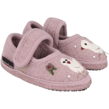 Scarpe Unisex bambino Scarpette neonato Haflinger 67306183 Rosa
