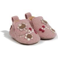 Scarpe Bambina Scarpette neonato Haflinger 65307983 Rosa
