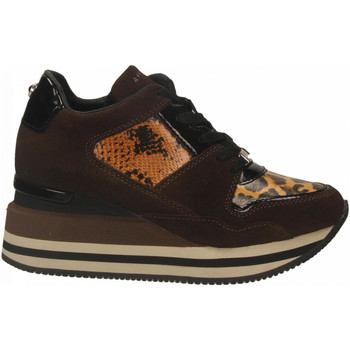 Scarpe Donna Sneakers basse Apepazza HILARY brown