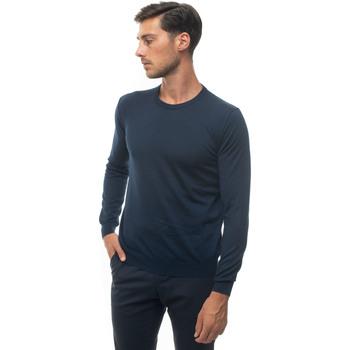 Abbigliamento Uomo Maglioni Kiton UK02W20K111 Blu