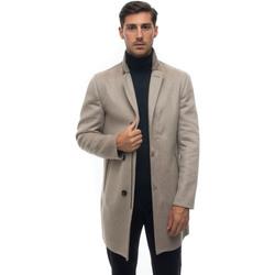 Abbigliamento Uomo Cappotti Kiton UW0766-V03T7211 Beige