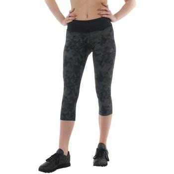 Abbigliamento Donna Pantaloni Asics 34 Fuzex Knee Tight Nero