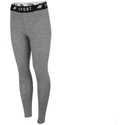Abbigliamento Donna Pantaloni 4F SPDF001 Grigio