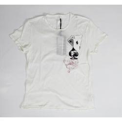 Abbigliamento Uomo T-shirt maniche corte Gas ATRMPN-21610 Bianco