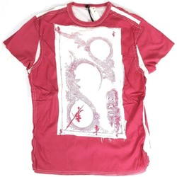 Abbigliamento Uomo T-shirt maniche corte Gas ATRMPN-21611 Bianco