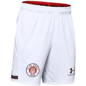 Abbigliamento Bambino Shorts / Bermuda Under Armour JR FC ST Pauli Replica Bianco