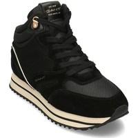 Scarpe Donna Sneakers alte Gant Bevinda Nero