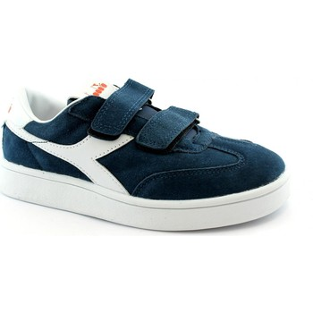 Scarpe Unisex bambino Sneakers basse Diadora DIA-I20-73766-BD Blu
