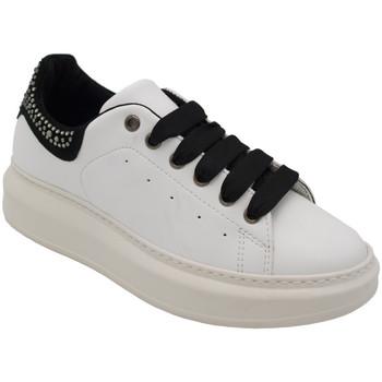 Scarpe Donna Sneakers Vitamina Tu AVITAMINAstrass bianco