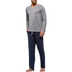Abbigliamento Uomo Pigiami / camicie da notte Impetus Travel 4593F84 G20 Grigio