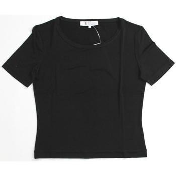 Abbigliamento Donna T-shirt & Polo Marella ATRMPN-21644 Nero
