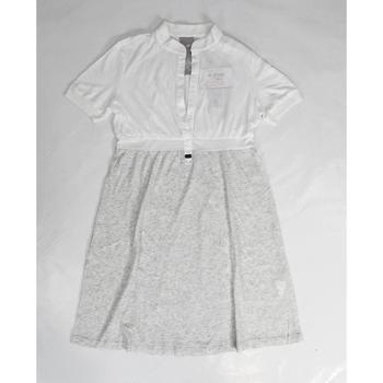 Abbigliamento Donna Abiti corti Gas ATRMPN-21656 Bianco