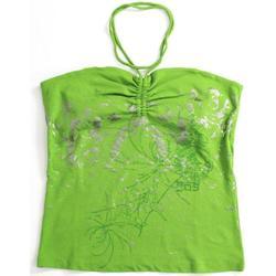 Abbigliamento Donna Top / T-shirt senza maniche Gas ATRMPN-21659 Verde