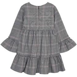Abbigliamento Bambina Abiti corti Mayoral  Gris