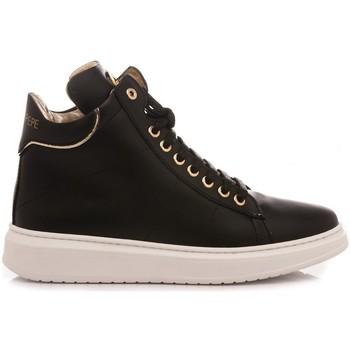 Scarpe Bambina Sneakers alte Patrizia Pepe Sneakers Bambina PPJ522.01 Nero nero