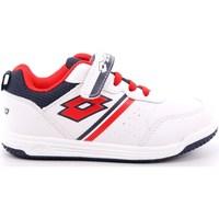 Scarpe Unisex bambino Sneakers basse Lotto 143 - 214999 Bianco