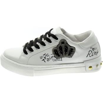 Scarpe Donna Sneakers basse Vitamina Tu 17040 Bianco