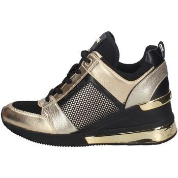 Scarpe Donna Sneakers basse MICHAEL Michael Kors 43T0GEFS5D NERO E ORO