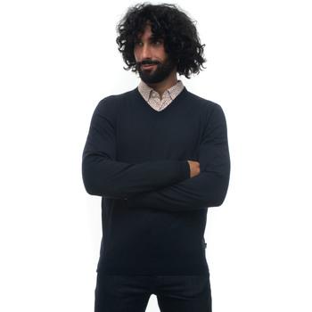 Abbigliamento Maglioni Hugo Boss BARAM-50435452402 Blu