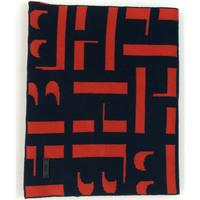 Accessori Sciarpe Hugo Boss MONOGRAMMOHB-50443041402 Blu/arancio