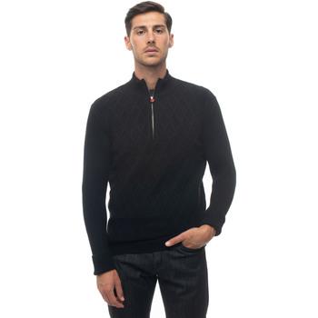 Abbigliamento Maglioni Kiton UK1125W208010 Nero