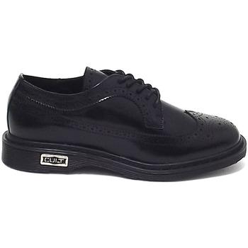 Scarpe Donna Derby Cult scarpe donna, allacciate, CLE 1040 pelle nera