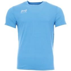 Abbigliamento Uomo T-shirt maniche corte Hungaria H-15TOUYB000 Blu