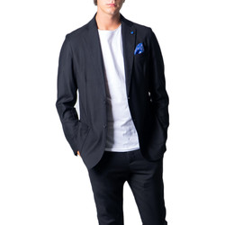 Abbigliamento Uomo Giacche / Blazer Over-D OM229GC Nero