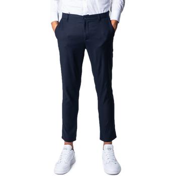 Abbigliamento Uomo Chino Over-D OM232PN Blu