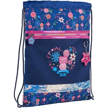 Borse Bambina Zaini Skpat FORESTA Bag Bag Ragazza Marino