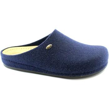 Scarpe Uomo Pantofole Grunland GRU-I20-CI2734-NA Blu