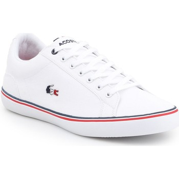 Scarpe Uomo Sneakers basse Lacoste Lerond 7-35CAM014821G white