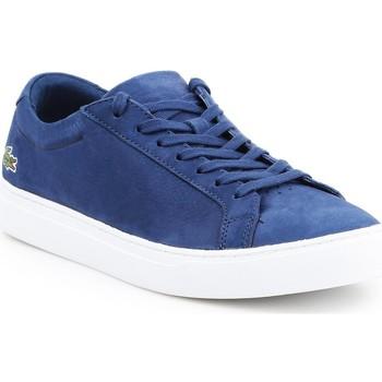 Scarpe Uomo Sneakers basse Lacoste 7-31CAM0138120 granatowy