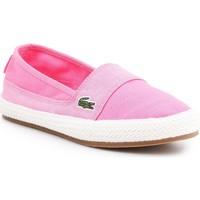 Scarpe Donna Espadrillas Lacoste Marice 7-35CAW004213C pink