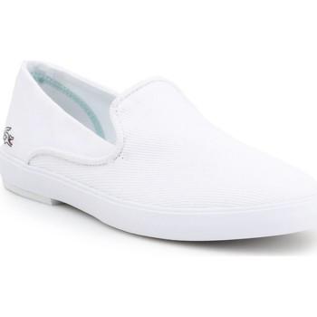 Scarpe Donna Slip on Lacoste Cherre 7-31CAW0106001 white