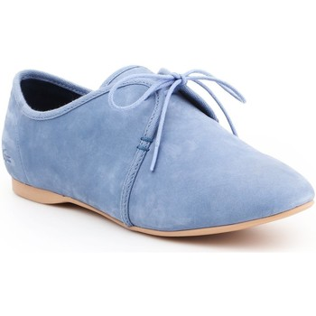 Scarpe Donna Derby Lacoste Torpel 7-25LEW2008125 blue